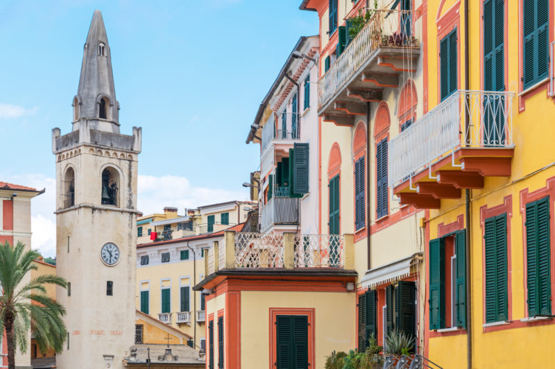 Lerici Cinque Terre Italy