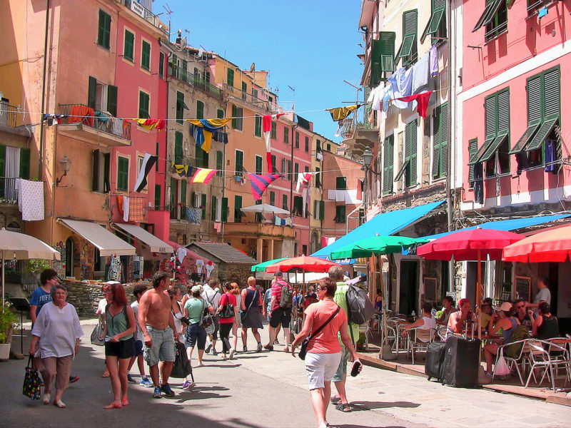 Vernazza, Liguria Cinque Terre Italy