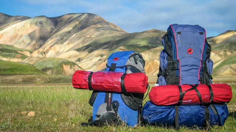 Family backpacks
