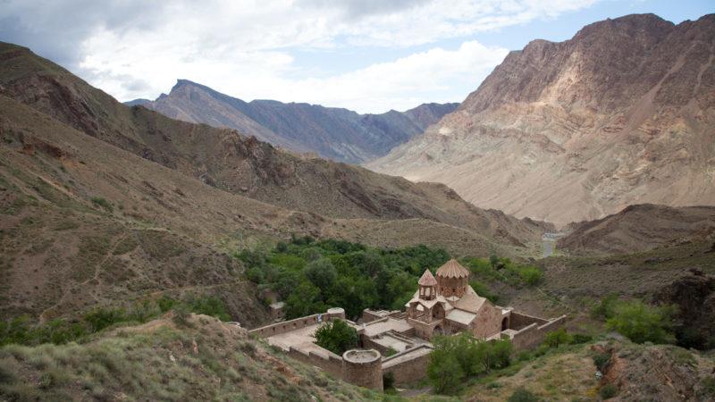 Monastery Northern Iran