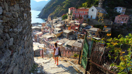 How to discover Cinque Terre, away from the crowds