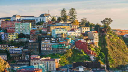 A guide to Valparaiso, Chile's city of artists