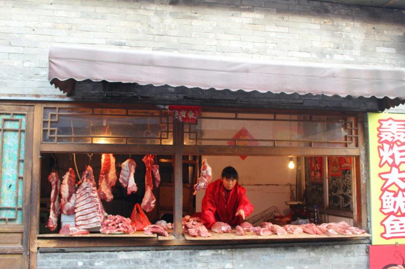 Beijing Hutong China