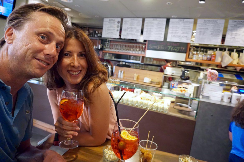 Italy drinking Trento
