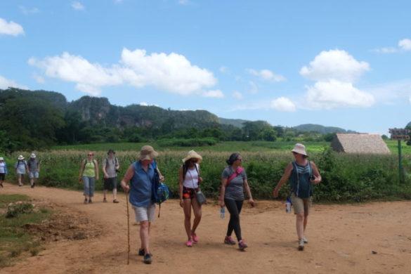 Hiking Vinales Cuba