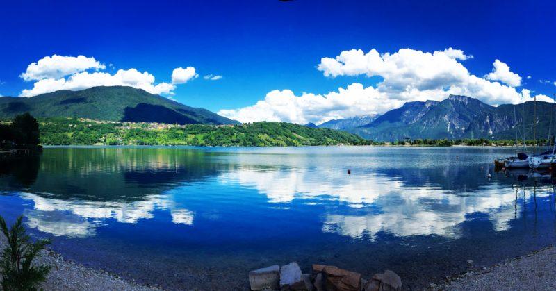 Italy Trentino lake
