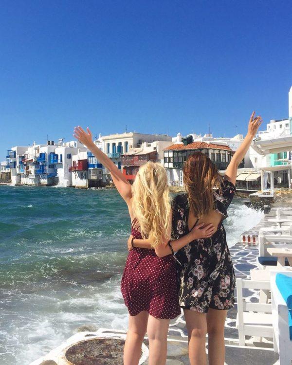 Mykonos Greece solo travel