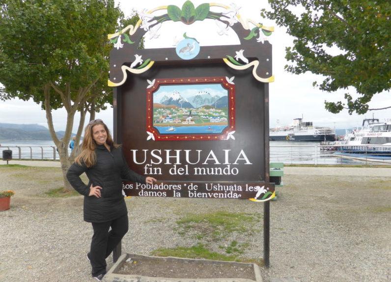 Ushuaia Argentina Antarctica