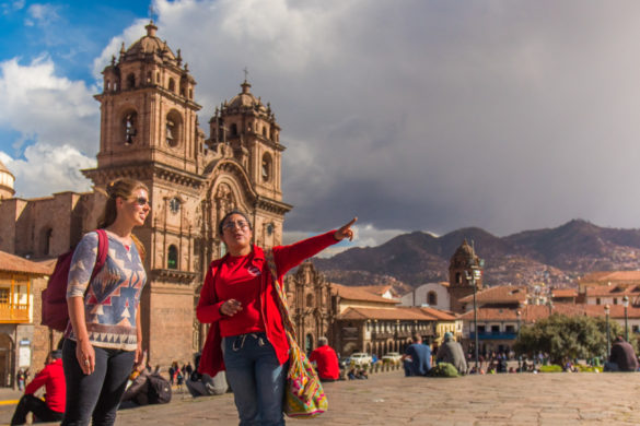 Peru facts Cusco