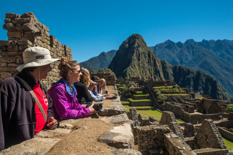 Machu Picchu Peru facts