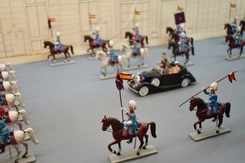 Toy Soldiers Museum Valencia Spain