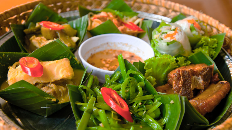 Cambodian food guide