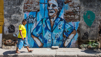 Where to find the best street art in South America
