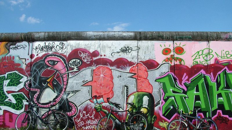 A Definitive Guide To Finding The Best Street Art In Berlin Intrepid Travel Blog