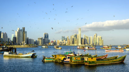 Panama City: A study in contrasts