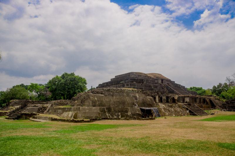 Tazumal ruins El Salvador