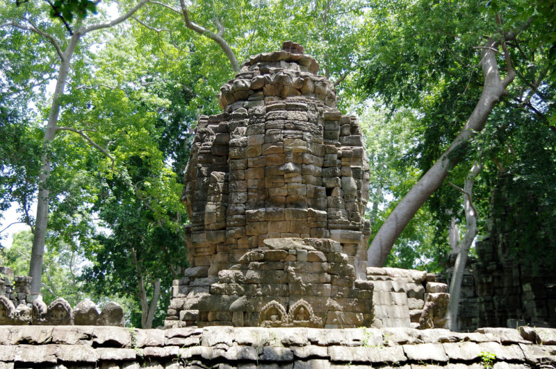 Cambodian food guide Banteay Chhmar Temple