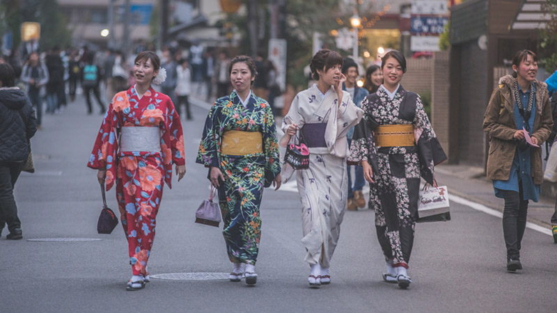 What it's like to travel in Japan as a solo traveller