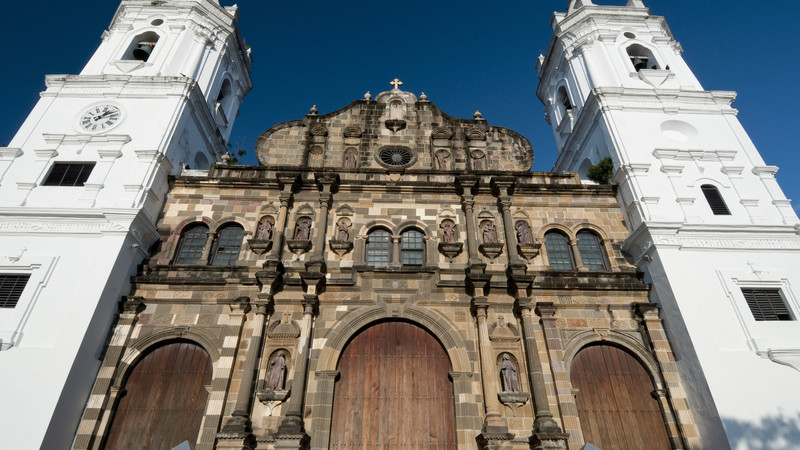 Cathedral Panama City