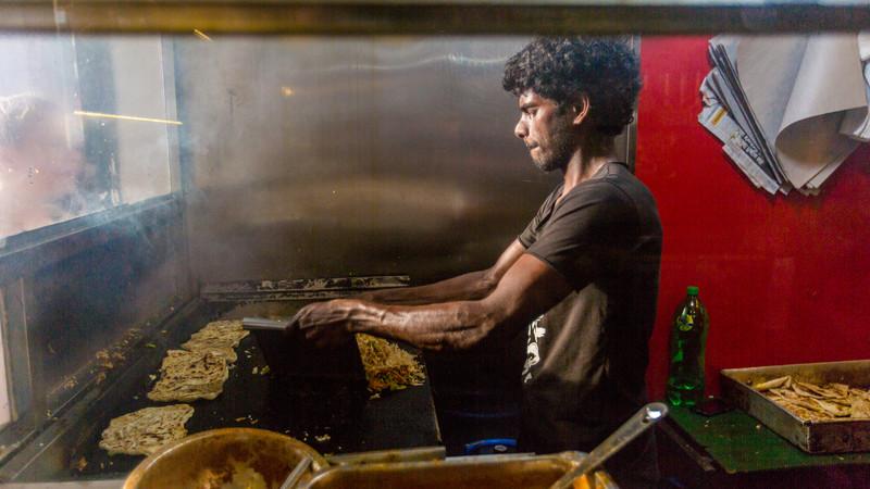 Nuwara Eliya food Sri Lanka