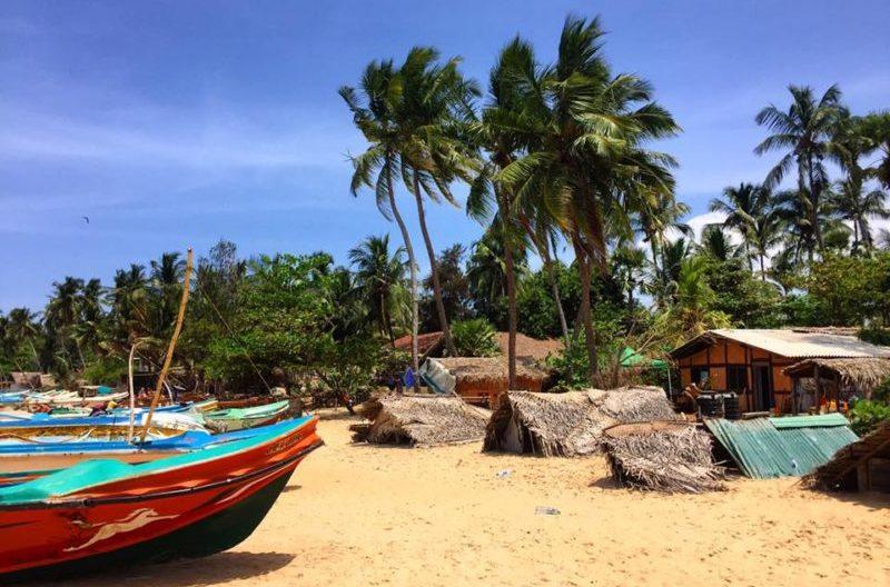 Arugam Bay beach Sri Lanka