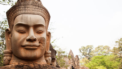 Travelling to Cambodia with my father and discovering my past