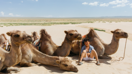 What it's like to road trip through Mongolia
