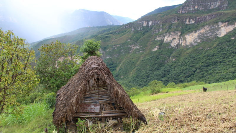 Northern Peru Kuelap Gocta hike