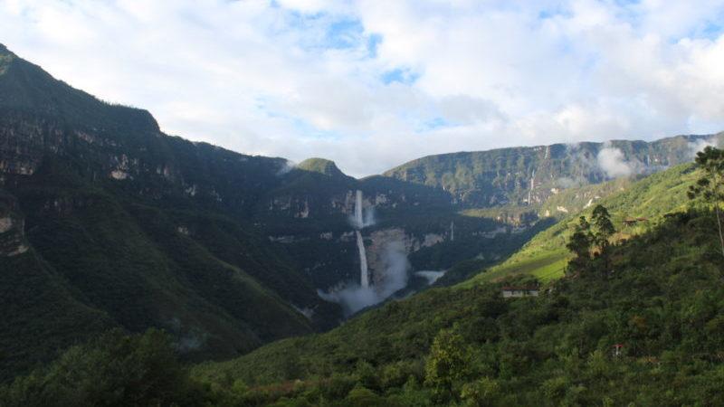 Kuelap Northern Peru Gocta Falls