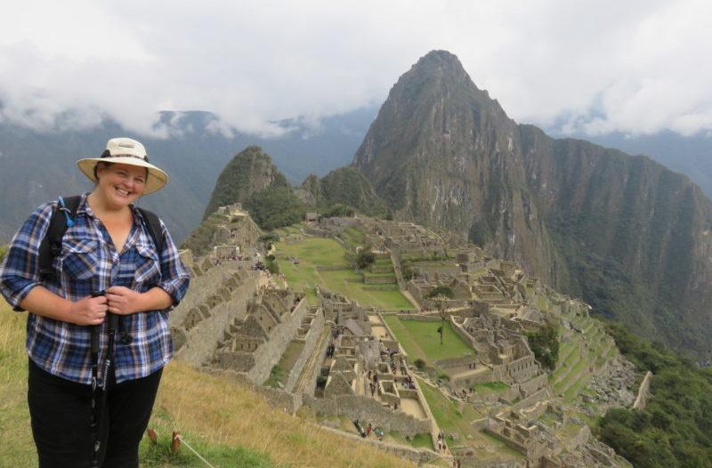Machu Picchu hiking Peru