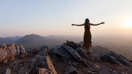 Travelling India as a solo female: Finding love and safety between the chaos
