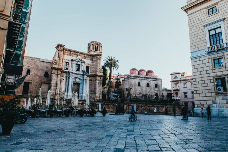 Sicily Italy