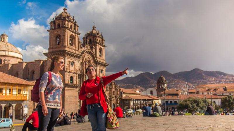 Lima Northern Peru Kuelap