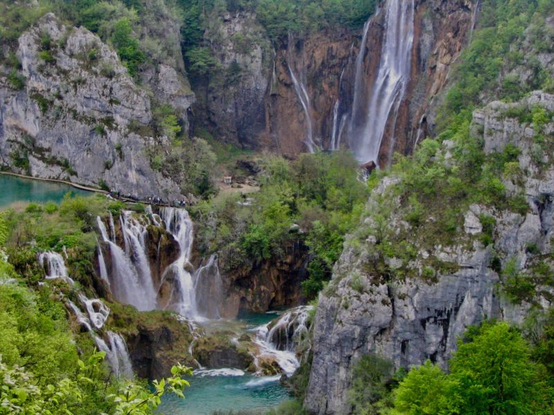 Day hikes Europe Plitvice Croatia