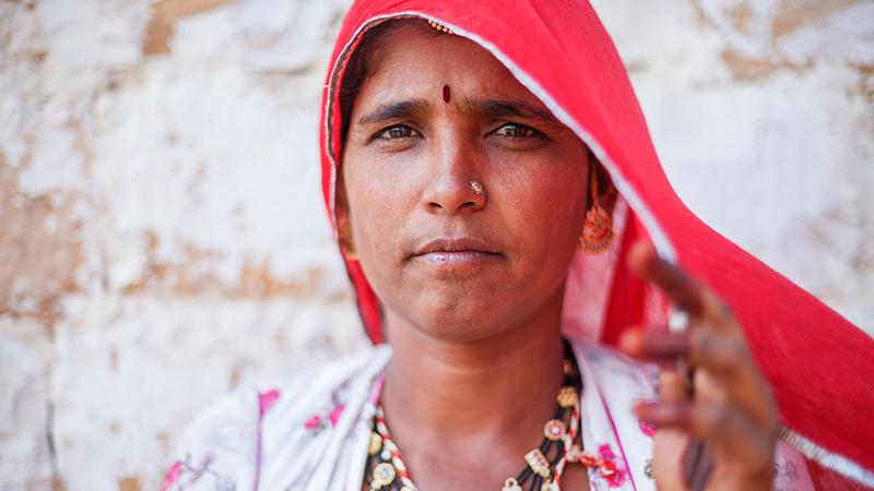 India solo female