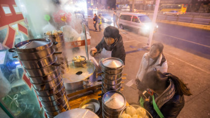 A guide to traditional Chinese street food