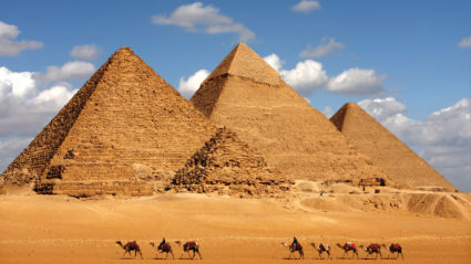 A traveller's guide to local etiquette in Egypt