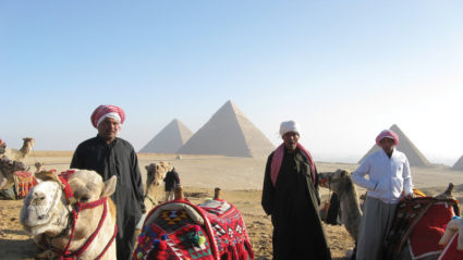 Why a group tour in the Middle East was the right decision for me