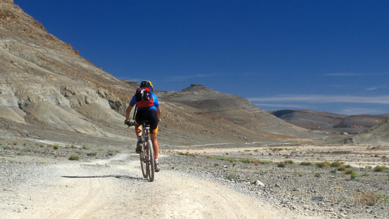 Morocco top 10 Atlas Mountains bike