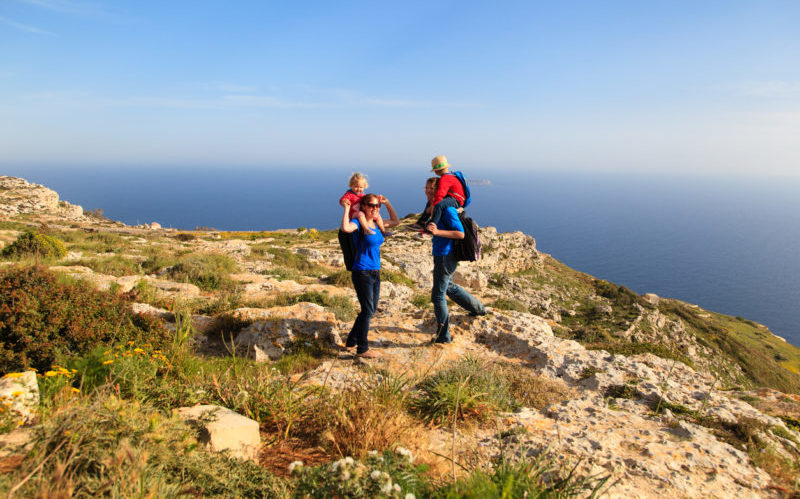 Malta hike
