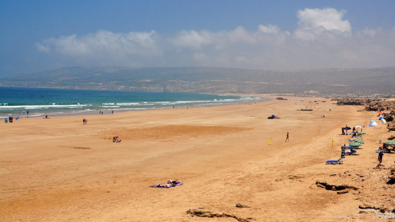 Morocco top 10 Taghazout beach