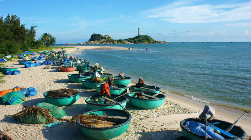 Ke Ga Vietnam Southeast Asia
