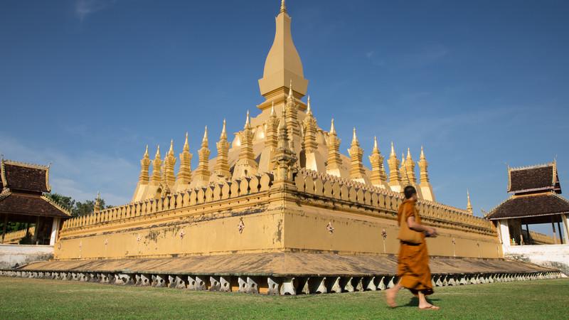 Vientiane Laos Southeast Asia