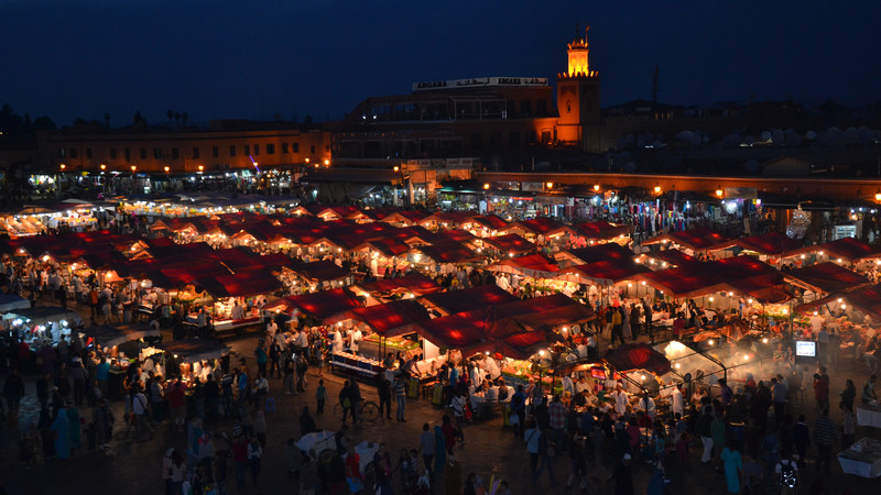 Morocco top 10 Marrakech