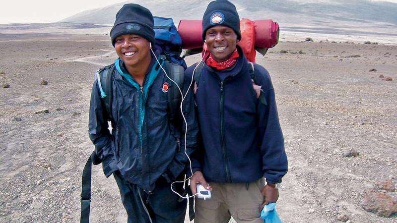 Tanzania Kilimanjaro hiking