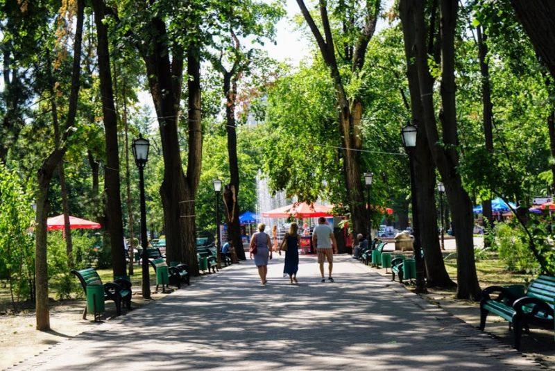 Moldova travel Chisinau
