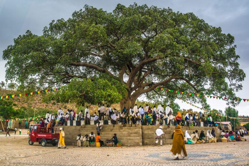 Ethiopia travel Axum