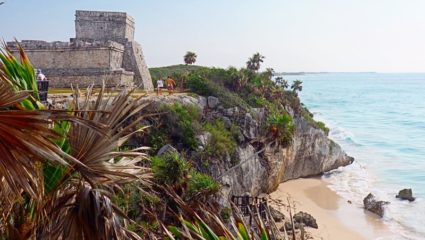 The Tulum Ruins: a Mexican family holiday with ancient Mayans