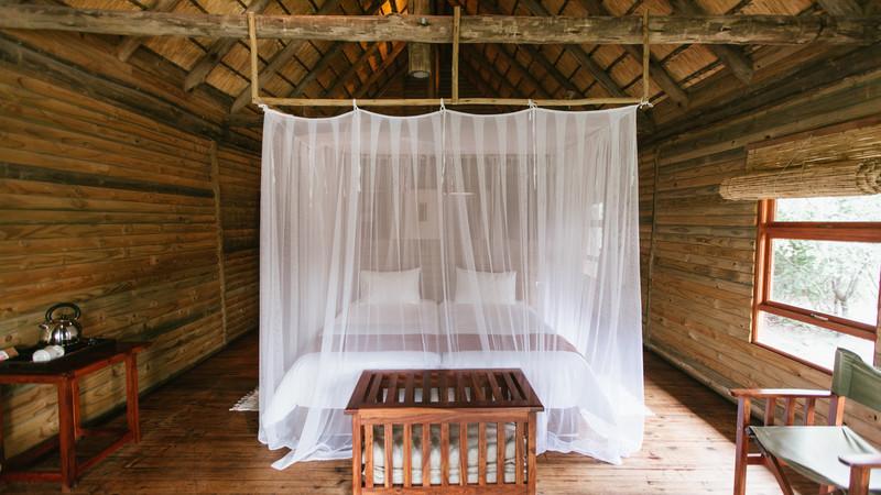 Safari in Botswana tour Nata accommodation