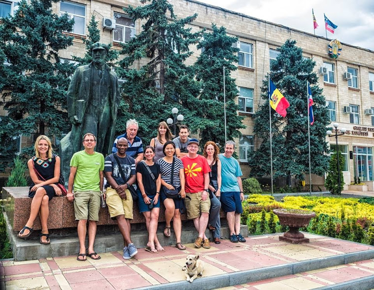 Comrat Moldova Intrepid tour